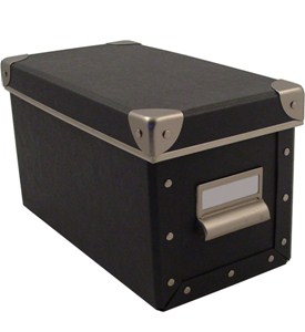 Cargo CD Box - Graphite Image