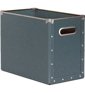Cargo File Box - Bluestone Image