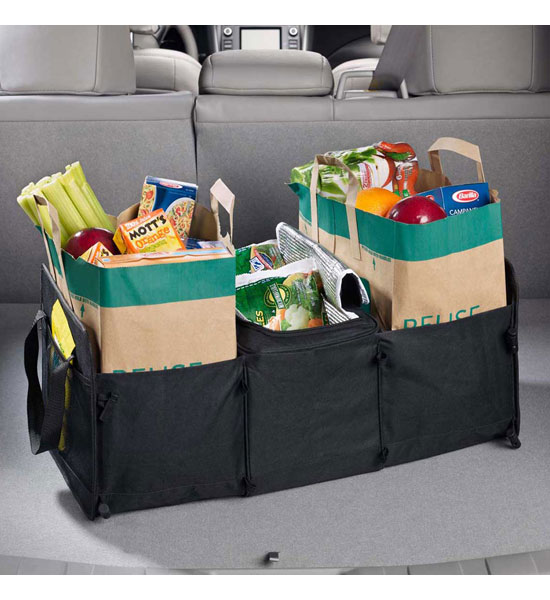 Trunk Organizer And Cooler In Trunk Organizers