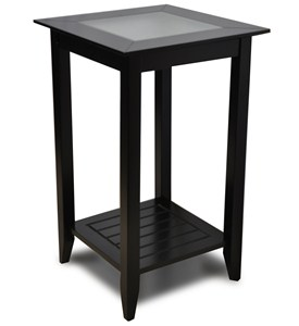 Carmel End Table by Convenience Concepts Image