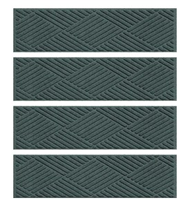 Carpet Stair Treads - Diamonds (Set of 4) Image