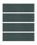 Carpet Stair Mats - Diamonds