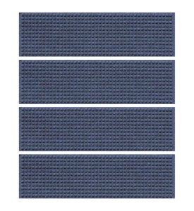 Carpet Stair Treads - Squares (Set of 4) Image