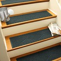 Carpet Stair Treads - Diamonds