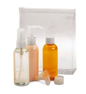 Carry-On Travel Bottles (Set of 3) Image