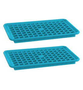 Casabella Silicone Ice Cube Tray - Mini (Set of 2) Image