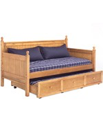 Casey Daybed with Twin Trundle