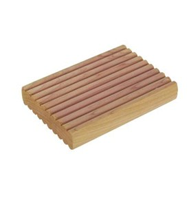 Cedar Wood Blocks (Set of 4) Image