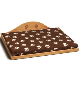 Cedar Dog Bed Image