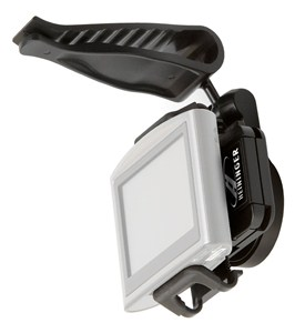 Cell Phone Visor Mount Image
