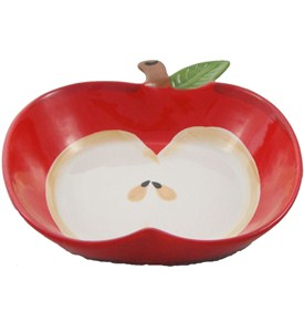 Ceramic Baking Dish - Apple Pie Image