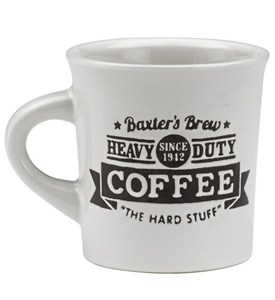 Ceramic Coffee Cup - Baxters Brew Image