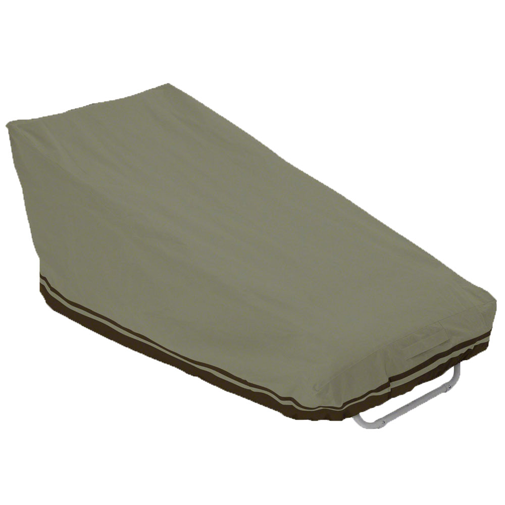 Chaise lounge cover in patio furniture covers for Chaise couch cover