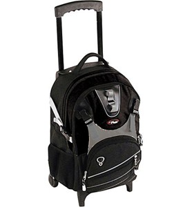 Outlaw Rolling Laptop Backpack Image