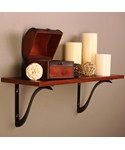 Decorative Shelf Bracket - Charleston