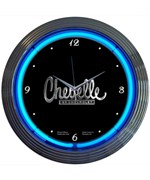 Chevelle Neon Clock by Neonetics