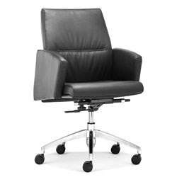 Chieftain Low Back Office Chair by Zuo Modern Image