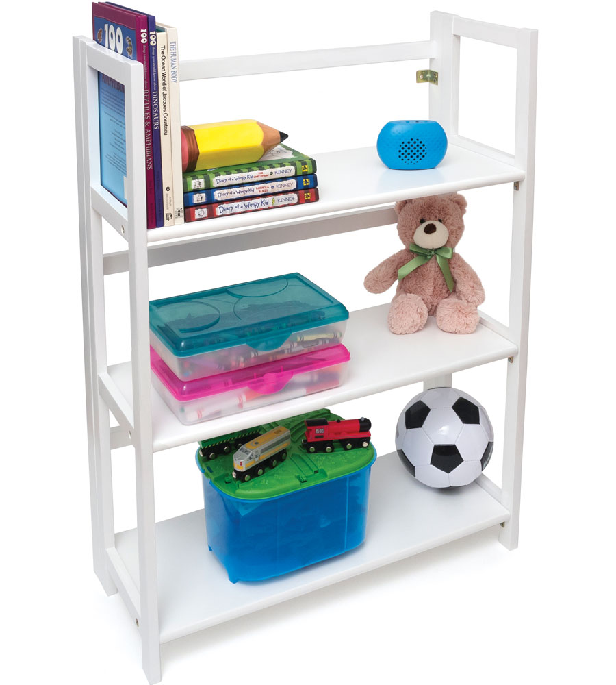 Child Bookcase: Childrens Bookcase In Kids Shelves