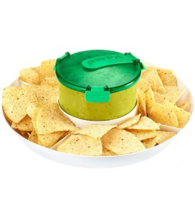 Casabella Chip and Dip Tray Image