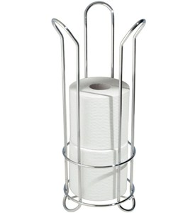Chrome Reserve Tissue Holder Image