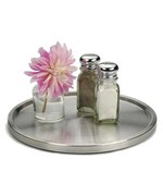 Lazy Susan Turntable - Stainless Steel