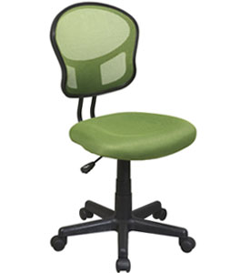 Armless Office and Task Chairs
