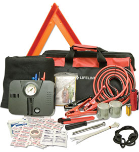 Auto Emergency Supplies and Kits at Organize-It