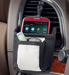 Car cell phone holders at Organize-It