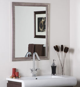 Vanity and Bathroom Wall Mirrors at Organize-It