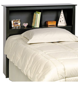 Storage beds and headboards at Organize-It