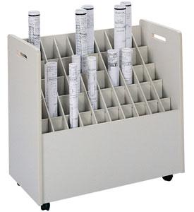 Blueprint Storage at Organize-It