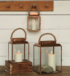 Candle Holders and Lanterns at Organize-It