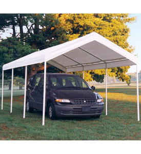 Carports at Organize-It