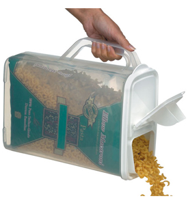 Wall Mount Dry Food Dispenser