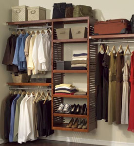 Closet Systems at Organize-It