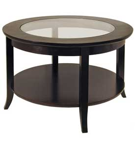 Coffee and Accent Tables at Organize-It