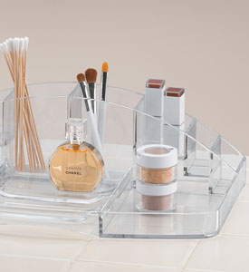 Cosmetic Organizers and Makeup Storage at Organize-It