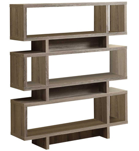 Shelving Unit with Baskets