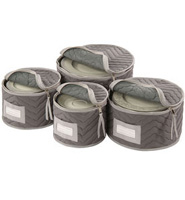 Microfiber China Storage Set