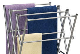 Folding Laundry Drying Rack