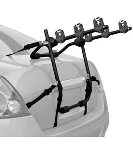 Car Racks and Cargo Carriers at Organize-It