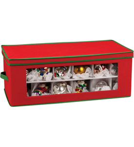Vision Holiday Ornament Storage Box in Large