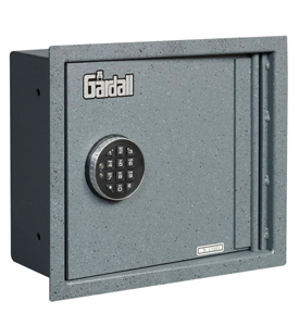 Wall Safe with Combination Lock in 4 Inch Depth