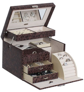 Jewelry Organizers And Storage