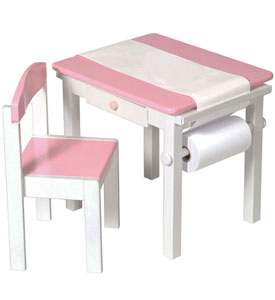 Kids Desks at Organize-It
