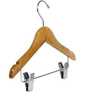 Kids Hangers at Organize-It
