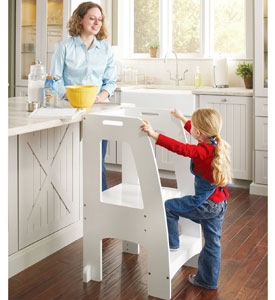 Kids Step Stools at Organize-It