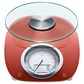 Gourmet Add and Weigh Scale