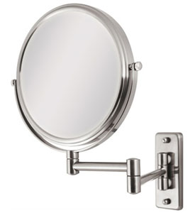 Lighted and Magnifying Makeup Mirrors at Organize-It
