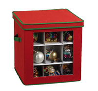Ornament Storage Boxes and Organizers  OrganizeIt
